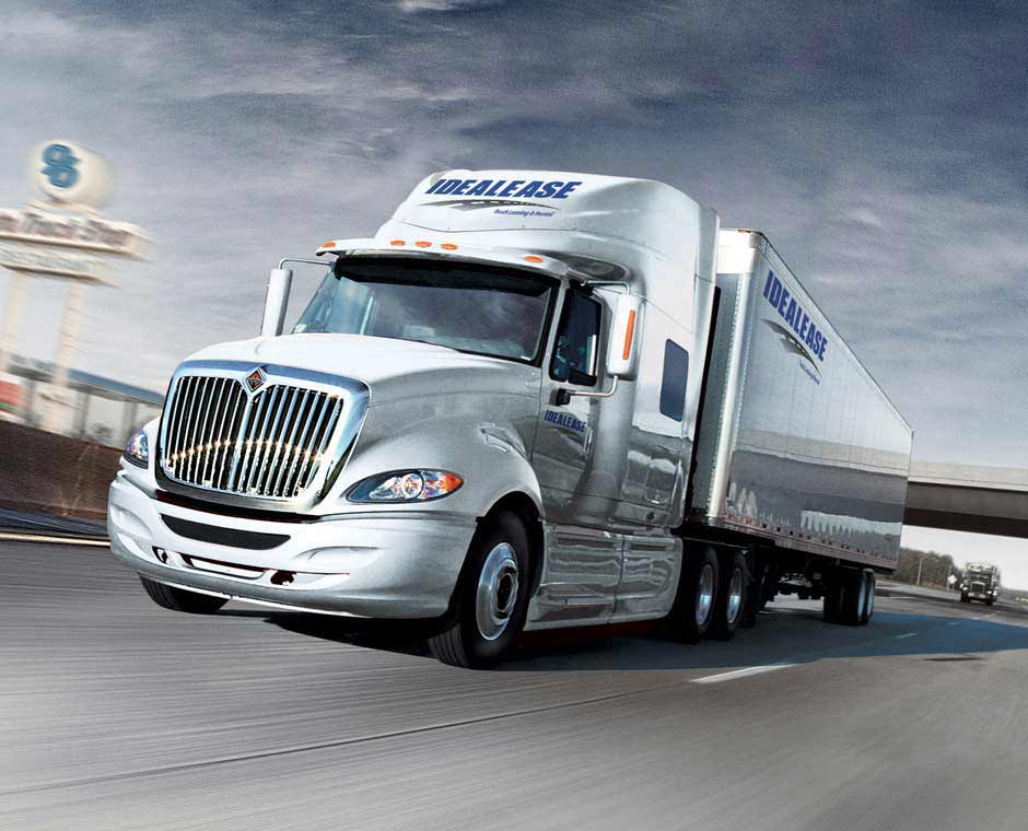 Lease A Truck >> Commercial Truck Rental Leasing Rush Truck Centers