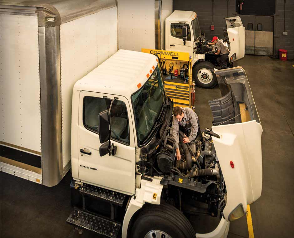 Rush Truck Centers Outsourced Maintenance Services