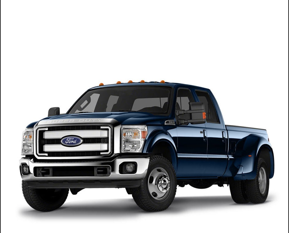 Ford Commercial Trucks Ford F450 Ford F550