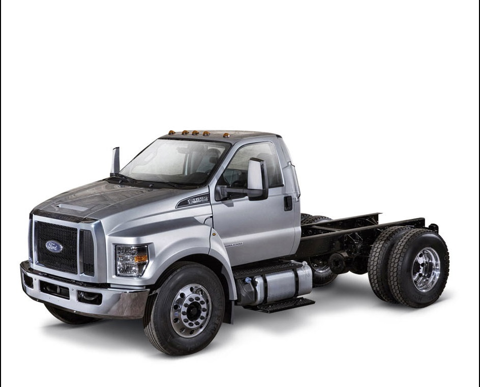 Ford Commercial Trucks - Ford F150