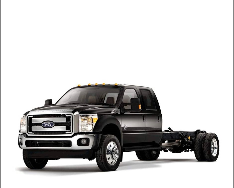 Ford Commercial Trucks - Ford F650, Ford F750