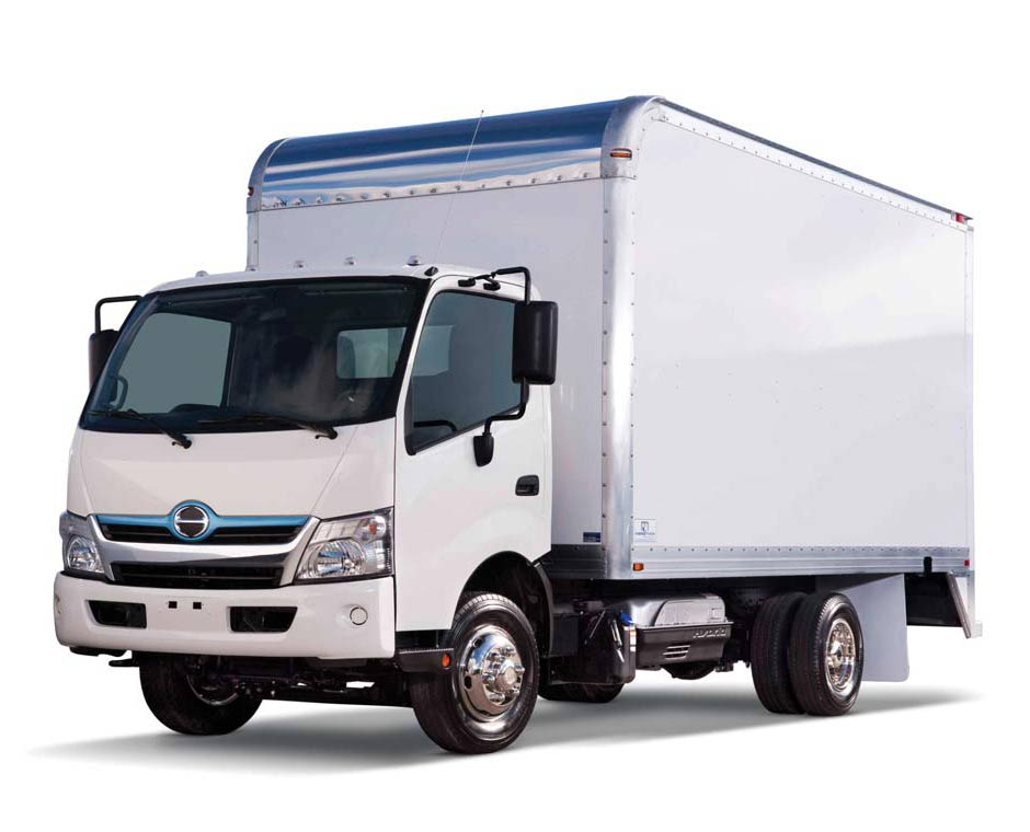 Hino 338 For Sale - Rush Truck Centers